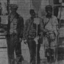 Λαχειοπώλες κατεβαίνουν σε απεργία τον Μάιο του 1932