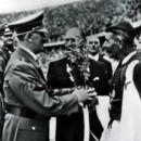 Ο κλάδος ελιάς και η συνάντηση του Σπύρου Λούη με τον Χίτλερ στην  Ολυμπιάδα του Βερολίνου.
