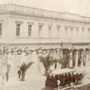 Οι ιστορικές περιπέτειες του Δημαρχιακού Μεγάρου των Αθηνών