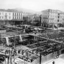 Ο θεμέλιος λίθος του υπόγειου σταθμού της Ομόνοιας