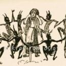 Οι Καλικάντζαροι και η αθηναϊκή παράδοση