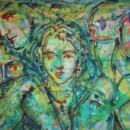 Έκθεση ζωγραφικής του Κώστα Ευαγγελάτου με τίτλο «Ιδεομορφικές Συλλήψεις»