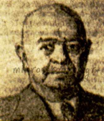 Σπύρος Τσαγγάρης (1852-1931).
