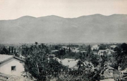 H Κηφισιά, αρχές 20ού αιώνα.