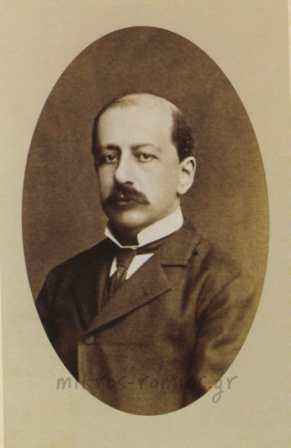 Χαρίλαος Τρικούπης.