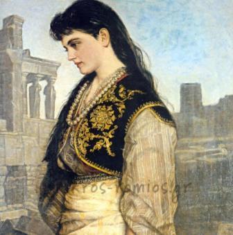 Η κόρη των Αθηνών.