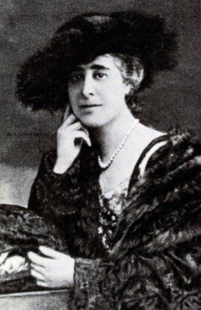 Η Έλενα Βενιζέλου.