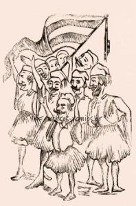 Διαδήλωση του 1885.